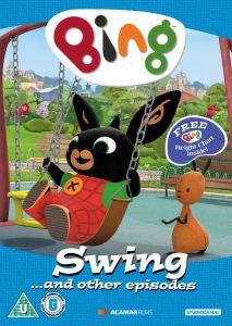 bing bunny dvd